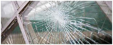 Ilkeston Smashed Glass